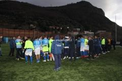 COPPA ITALIA ECCELLENZA PROMOZIONE (finale fase regione calabria 22 dic 2018): PREMIAZIONE CORIGLIANO CALABRO-SAN LUCA