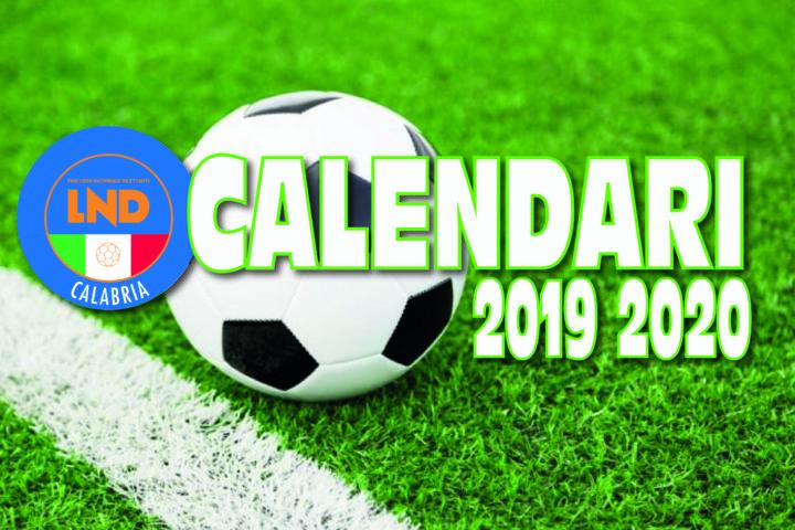 Calendario Promozione Girone A.Calabria I Nuovi Calendari Di Eccellenza E Promozione